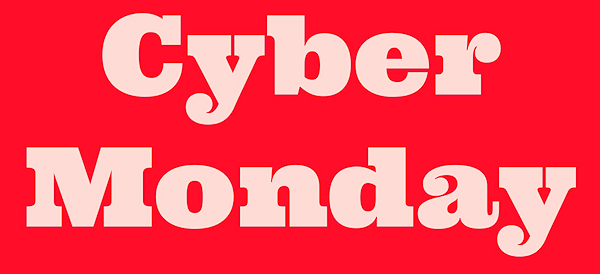 50% korting AtWorX Cyber Monday
